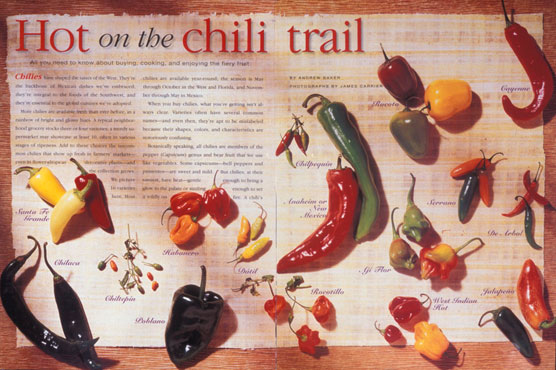 Hot Chili Trail