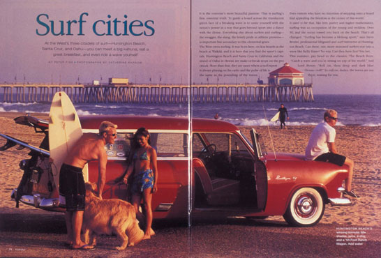 Surf Cities